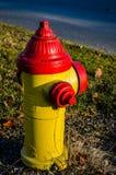 Färgglad vattenpost Royaltyfri Fotografi