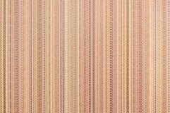 Färgglade vertikala linjer kanfastextur Royaltyfri Foto