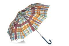 Färgglat paraply Arkivbild