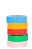 Färgisoleringsband Royaltyfri Fotografi