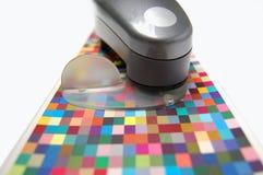 Färgkontroll Fotografering för Bildbyråer