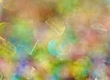 färglek Arkivfoton