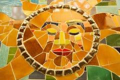 färgmosaik Royaltyfria Foton