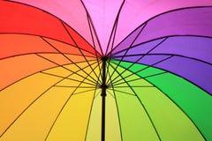 färgparaply Fotografering för Bildbyråer
