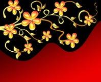färgprydnad Royaltyfria Bilder