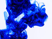 färgpulver Arkivbild