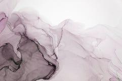 Färgpulver målarfärg, abstrakt begrepp Closeup av målningen Färgrik abstrakt målningbakgrund Hög-texturerad olje- målarfärg Högkv royaltyfri foto