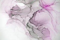Färgpulver målarfärg, abstrakt begrepp Closeup av målningen Färgrik abstrakt målningbakgrund Hög-texturerad olje- målarfärg Högkv arkivfoto