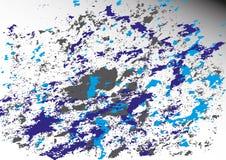 Färgpulvertexturbakgrund Fotografering för Bildbyråer