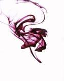 färgpulvervatten Royaltyfri Foto