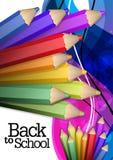 färgrik abstrakt bakgrund Arkivfoto