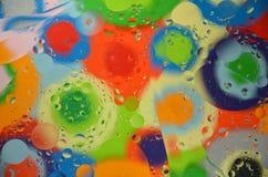 Färgrik abstrakt bakgrund Royaltyfria Foton