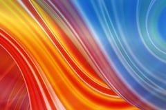 färgrik abstrakt bakgrund royaltyfri illustrationer