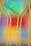 färgrik abstrakt bakgrund Arkivbilder