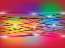 färgrik abstrakt bakgrund eps10 blommar yellow för wallpaper för vektor för klippning för rac för orange modell vaddera ric häfta vektor illustrationer