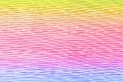 Färgrik abstrakt bakgrund, färgrik textur av träyttersida Arkivbild