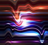 Färgrik abstrakt bakgrund för vektor vektor illustrationer