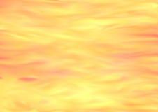 Färgrik abstrakt bakgrund i röda och apelsinsignaler Royaltyfria Bilder