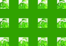 Färgrik abstrakt bakgrund med stämplar Fotografering för Bildbyråer
