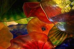 färgrik abstrakt konst Royaltyfri Bild