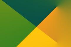 Färgrik abstrakt pyramidbakgrund Royaltyfri Foto