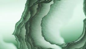 Färgrik abstrakt sammansättning med kräpp Fotografering för Bildbyråer