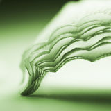 Färgrik abstrakt sammansättning med kräpp Arkivfoto