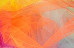Färgrik abstrakt tyllbakgrund och texturer #1 Royaltyfri Foto