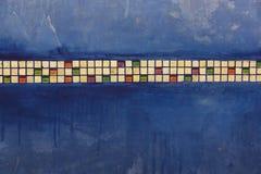 Färgrik abstrakt wallpaper Royaltyfri Fotografi