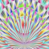 färgrik abstraktion royaltyfria foton