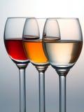 färgrik alkohol Royaltyfri Foto
