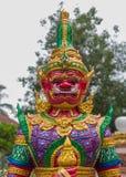 Färgrik asiatisk jätte Royaltyfria Foton
