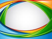 färgrik bakgrund vektor illustrationer