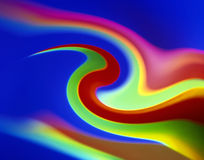 färgrik bakgrund Arkivfoton