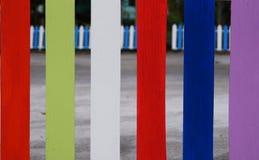 Färgrik bakgrund Royaltyfria Bilder