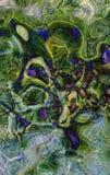 färgrik bakgrund Royaltyfria Foton