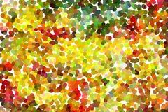 färgrik bakgrund blänker Fotografering för Bildbyråer