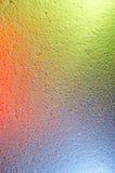 färgrik bakgrund Blandande olika färger av ljus Arkivbilder