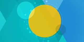 Färgrik bakgrund för abstrakt färgrikt triangelbakgrundsabstrakt begrepp vektor illustrationer