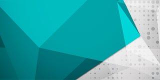Färgrik bakgrund för abstrakt färgrikt triangelbakgrundsabstrakt begrepp Royaltyfri Bild