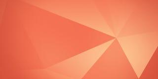 Färgrik bakgrund för abstrakt färgrikt triangelbakgrundsabstrakt begrepp Arkivfoton