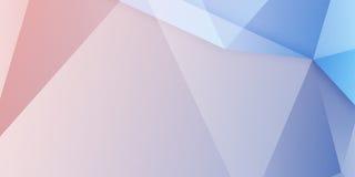 Färgrik bakgrund för abstrakt färgrikt triangelbakgrundsabstrakt begrepp Royaltyfri Fotografi