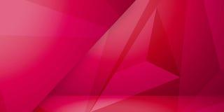 Färgrik bakgrund för abstrakt färgrikt triangelbakgrundsabstrakt begrepp stock illustrationer