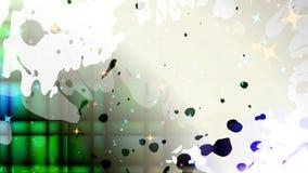 Färgrik bakgrund för abstrakt grunge, vektor arkivbild