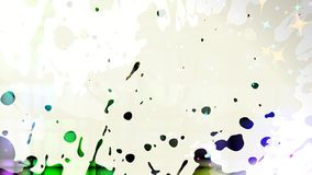 Färgrik bakgrund för abstrakt grunge, vektor royaltyfri foto