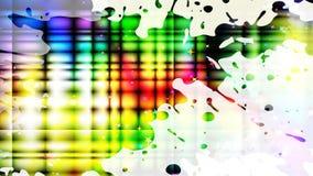 Färgrik bakgrund för abstrakt grunge, vektor royaltyfri fotografi
