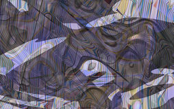 Färgrik bakgrund för textur Arkivfoto