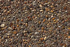 Färgrik bakgrund för väggrustextur arkivfoto
