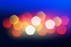 färgrik bakgrundsbokeh Stängd öppning också vektor för coreldrawillustration Arkivfoton