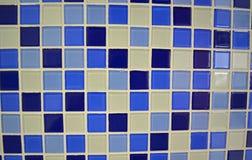 Färgrik bakgrundsmosaikdesign Arkivfoto